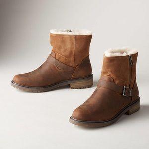 Emu Roadside Boots Oak
